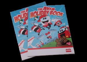 The Avia Holiday book